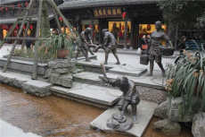 砂巖浮雕壁畫人造砂巖雕塑歐式花盆定做廠家