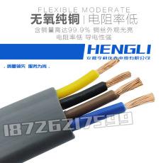 高压扁电缆YQSBE应用工业管道装置