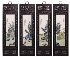 一般拍卖王大凡瓷板画能卖多少钱