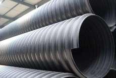 江西HDPE鋼帶螺旋波紋管