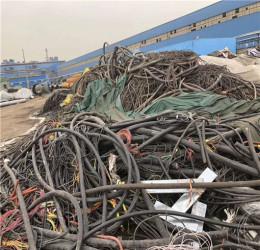 回收废旧电缆 电缆成品回收