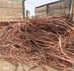 回收高压电缆 整卷四芯电缆铝线回收
