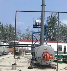 供應四通鍋爐 YYQW180萬大卡燃氣導熱油爐