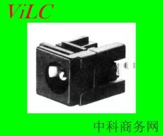 DC00240直插DC电源插座大电流电话机供电口