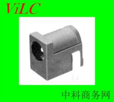 深圳供应DC00460 插件式DC电源插座 dc座子
