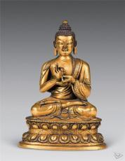 明清铜佛像怎么可以卖掉