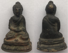 明清铜佛像目前的价格是多少钱