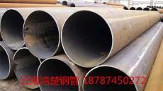 昆明165焊管价格