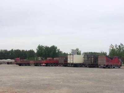 货车合肥到潮州13米 17.5米半挂车费用