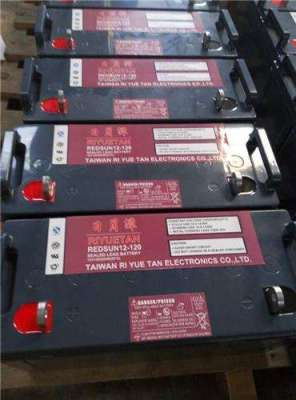 日月潭RTV21500蓄电池UPS不间断电源