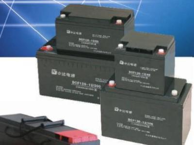 DCF126-12/4中达电通蓄电池5G通信基站
