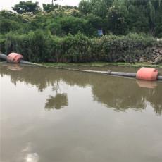 10寸挖泥船工程配套管道浮筒批发