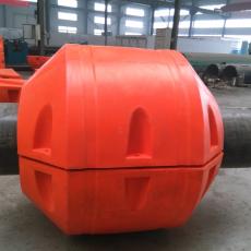 吹沙船输送管浮体疏浚塑胶浮筒加工
