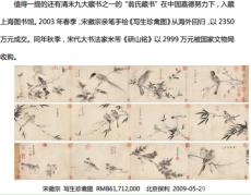 筆墨是中國畫家一生的追求