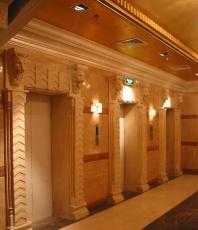 陽江石材電梯門套線-裝飾電梯-勵能建材