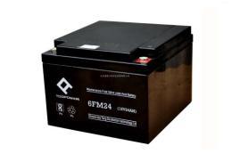 6GFM38天力蓄电池免维护通用