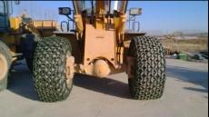 天威20.5/70-16轮胎规格?#29992;?#26041;块锻造保护链