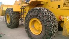天威35/65-33轮胎规格高密度锻造轮胎保护链