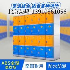 ABS全塑浴室防锈更衣柜电子锁储物柜
