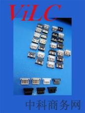 供应短体10.0-10.6-卷/直边USB母座 黑/白胶