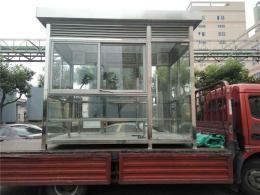 漳州室外吸烟亭生产厂家-泉州吸烟亭价格