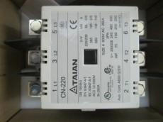 臺安225安接觸器CN-220-110V220V380V
