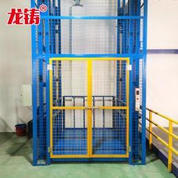 宣城3吨液压货梯 导轨链条式提升机维修
