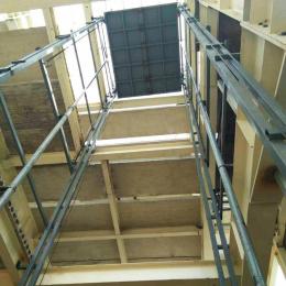 青岛工业货梯 简易升降平台维修