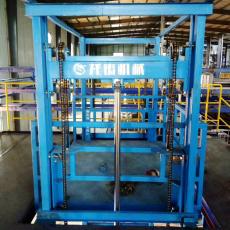 吕梁导轨式升降货梯 2吨液压升降平台加工厂