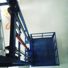 ?#25163;?#23548;轨式升降货梯 2吨液压升降平台定制