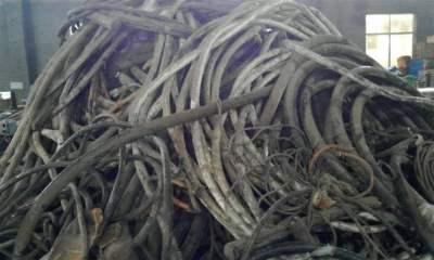 成卷廢鋁鋁線回收多少錢一噸