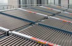 上海太陽能熱水器廠家供應3噸太陽能熱水器