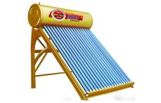 太阳能热水器厂家供应别墅家用18管热水器
