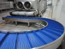 化妆品厂专业塑料链板