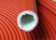 供应钢铁厂硅胶防火套管