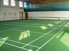 湖南室内运动地板施工PVC运动地板施工