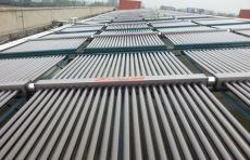 太阳能厂家供应分体壁挂式平板太阳能热水器