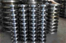 美标碳钢大口径法兰定做厂家