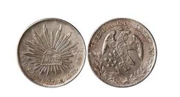 墨西哥鹰洋币最新成交价