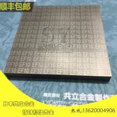 G2日本共立超硬鎢鋼板材