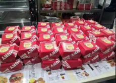 長春開一家漢堡店要多少錢 單店or代理