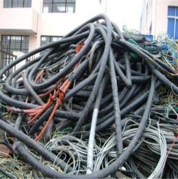 日照市电缆铜回收公司-带皮电缆回收