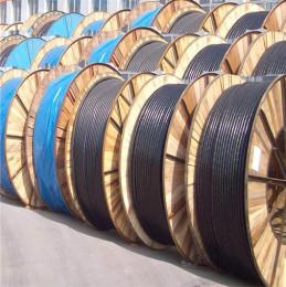 山亭区哪里回收废铜电缆-带皮电缆回收