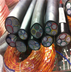 莱阳市哪里回收废铜电缆-高压电缆回收