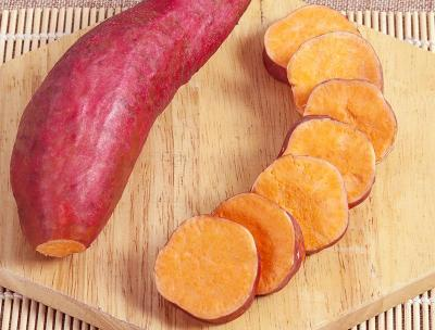 新鲜现挖绿色番薯批发好吃的番薯选广东白杨