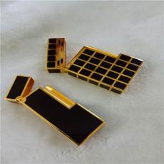 厚金電鍍 鋁合金火機殼電鍍24K黃金 鍍金
