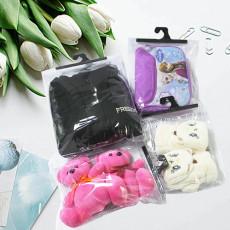 東莞專業生產pvc掛鉤服裝包裝袋