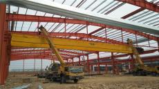 热销批发出售10吨单梁龙门吊 厂家安装