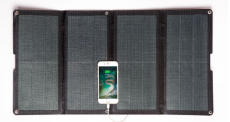 迪晟新能源CIGS柔性太陽能發電板