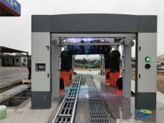 隧道式自動洗車機  加油站電腦洗車機